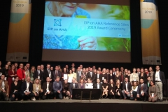 Ceremonia EIP on AHA Reference Sites 2019