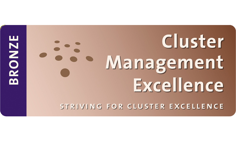 Sello Cluster Management Excellence