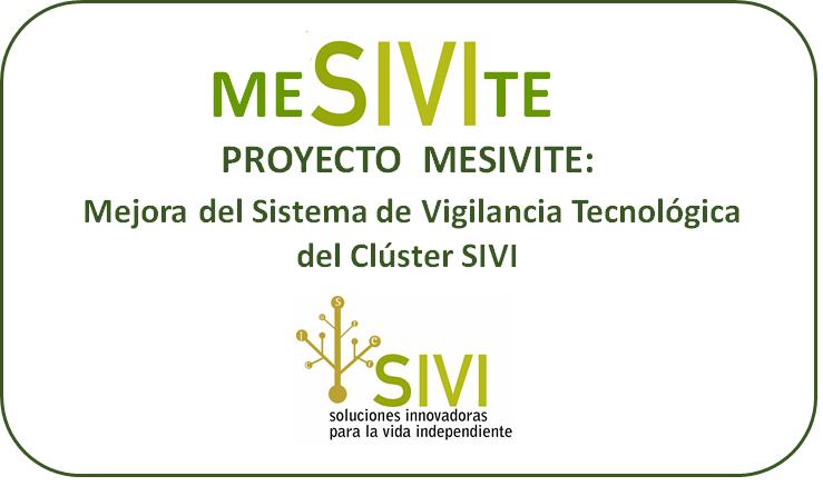 Proyecto MESIVITE: Mejora del Siltema de Vigilancia Tecnológica del Clúster SIVI